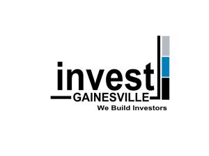 invest gainesville logo